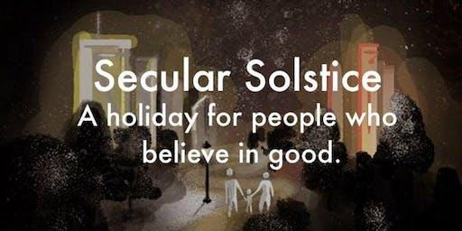 NYC Secular Solstice 2019