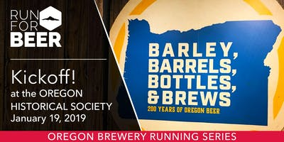 Oregon Brewery Running Series 2019 Kickoff