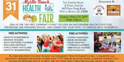 Myrtle Beach Health Fair