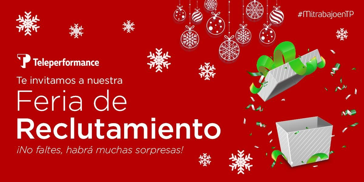 Reclutamiento Teleperformance Nahui- noviembr