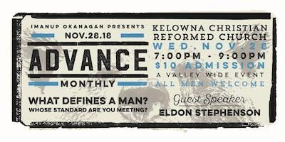 ManUP Okanagan Monthly ADVANCE/November 2018