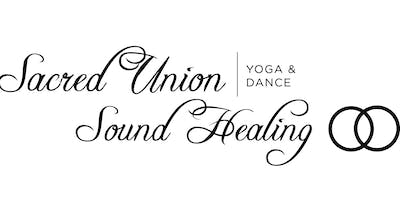 Sacred Union Sound Healing Event with Kelly & Stuart