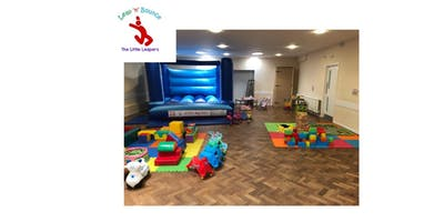 The Little Leapers Toddler Group - crownwood