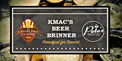 4th Annual Beer Brinner for Arthritis