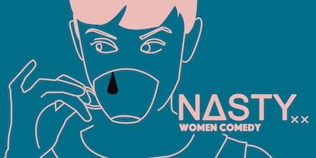 Nasty Women tickets