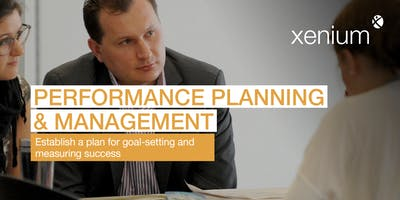 Performance Planning & Management