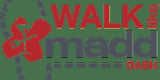 2019 Bakersfield Walk Like MADD & MADD Dash