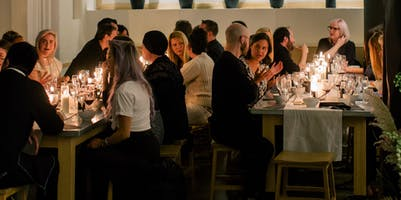 This Pop-Up Is Pushing the Boundaries of What Supper Clubs Can Be