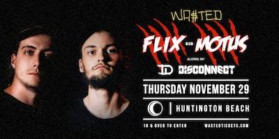 Flix B2B Motus x ID x Disconnect