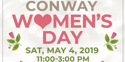 Conway Women's Day