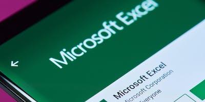 Microsoft Excel 2016 Basic (3 Sat)