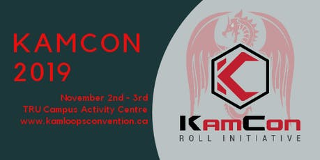KamCon 2019 tickets