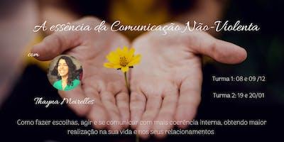 A Essência da Comunicação Não-Violenta