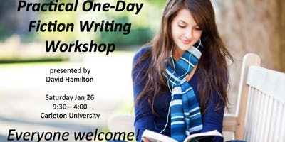 Practical One-Day Fiction Writing Workshop