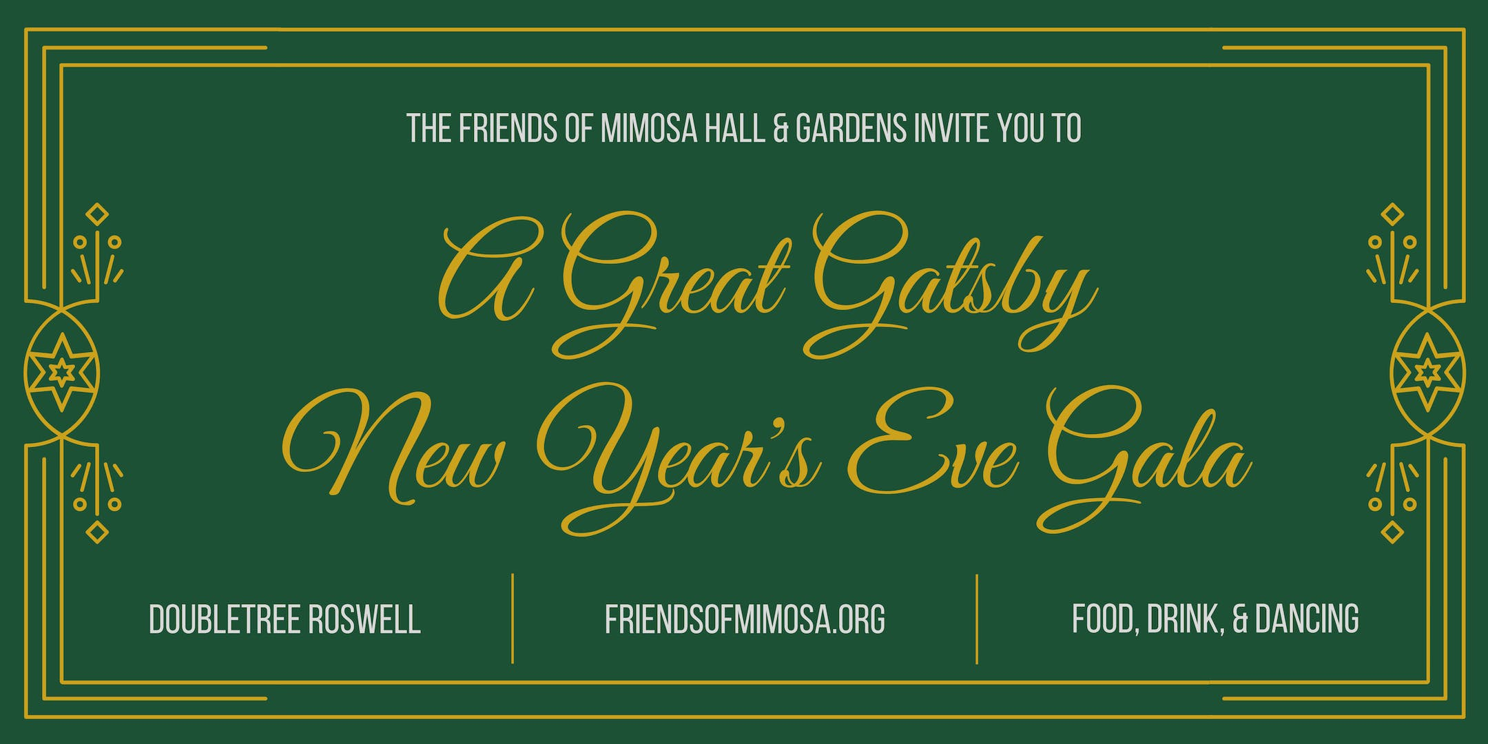 great gatsby new years eve 2019 gala