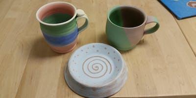 Glaze Nights - DIY Pottery Painting on Friday Nights