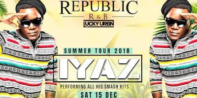 IYAZ AUSTRALIAN TOUR @ REPUBLIC RNB CAIRNS