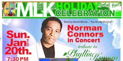 Norman Connors  in Concert Plus!