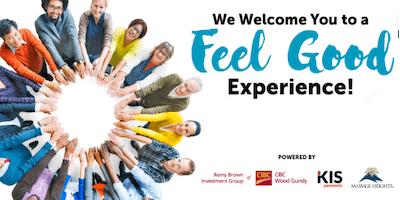 Feel Good Experience - Red Deer/Sylvan Lake