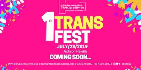 1st Trans Fest / 1er Festival Trans tickets