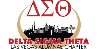 Las Vegas Alumnae Chapter of Delta Sigma Theta Sorority: Founders Day 2019