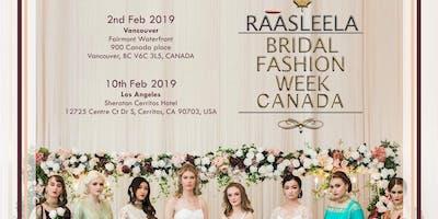 BRIDAL FASHION WEEK CANADA 2019