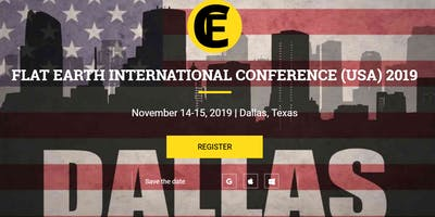 Flat Earth International Conference (USA) 2019