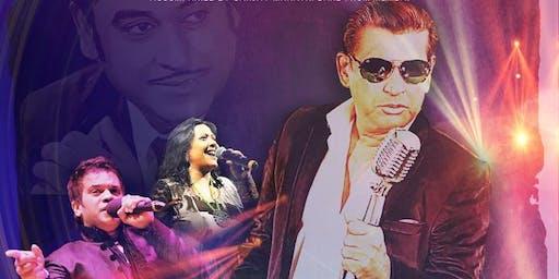 Amit Kumar UK Concert Tour 2019- The Queens Theatre, Hornchurch