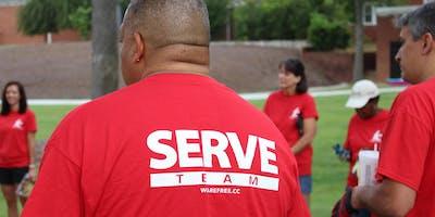 SERVE GROUP (outreach)