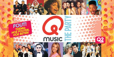 Q-Music The Party FOUT! - Uden (EXTRA)