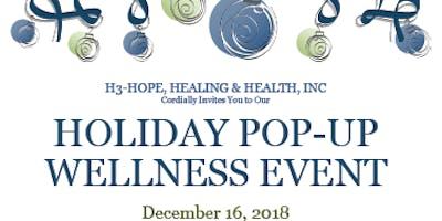 Holiday Pop Up Wellness Event