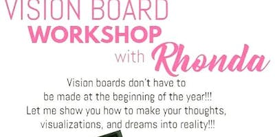 COUPLES ONLY TME VISION BOARD WORKSHOP