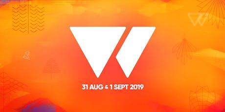 Weekender 2019 tickets
