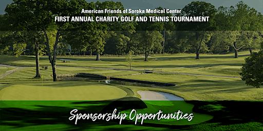 American Friends of Soroka Medical Center Charity Golf and Tennis Tournament -September 14, 2020!