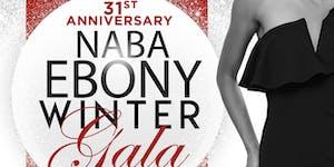 31st Annual NABA/UMP Ebony Winter Gala -  Blacks In...