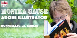"IDUGS #53 ""Illustrator-Vortrag mit Monika Gause"""