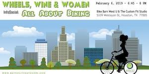 Wheels, Wine & Women – InfoSocial: All About Biking