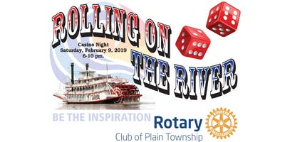 Rolling on the River Casino and Silent Auction Fundraiser