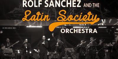 "Dos Bailadores Oud & Nieuw party \""Moviestars\"" Rolf Sanchez & Latin Society"