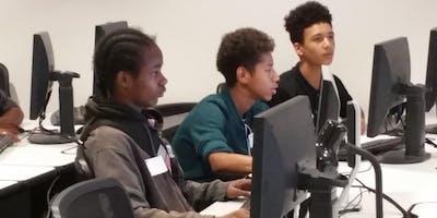 Volunteers Needed Be.The.One - iUrban Teen STEM+Arts Summit