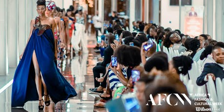 AFRICA FASHION WEEK AMSTERDAM tickets