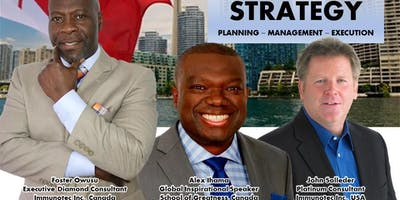 The Art of Strategy - Planning, Management & Execution