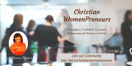 Christian WomenPreneurs Networking tickets