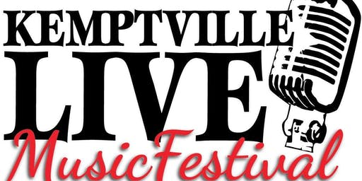2019 Kemptville Live Music Festival
