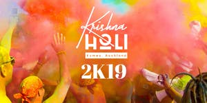 Krishna Holi - Festival of Colours Auckland 2019