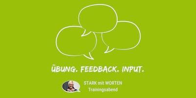 STARK mit WORTEN Trainingsabend