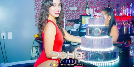 Doha Saturdays - 2 HOUR OPEN BAR for Ladies