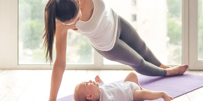 Mama Bear Niagara Winter Mom & Baby Yoga
