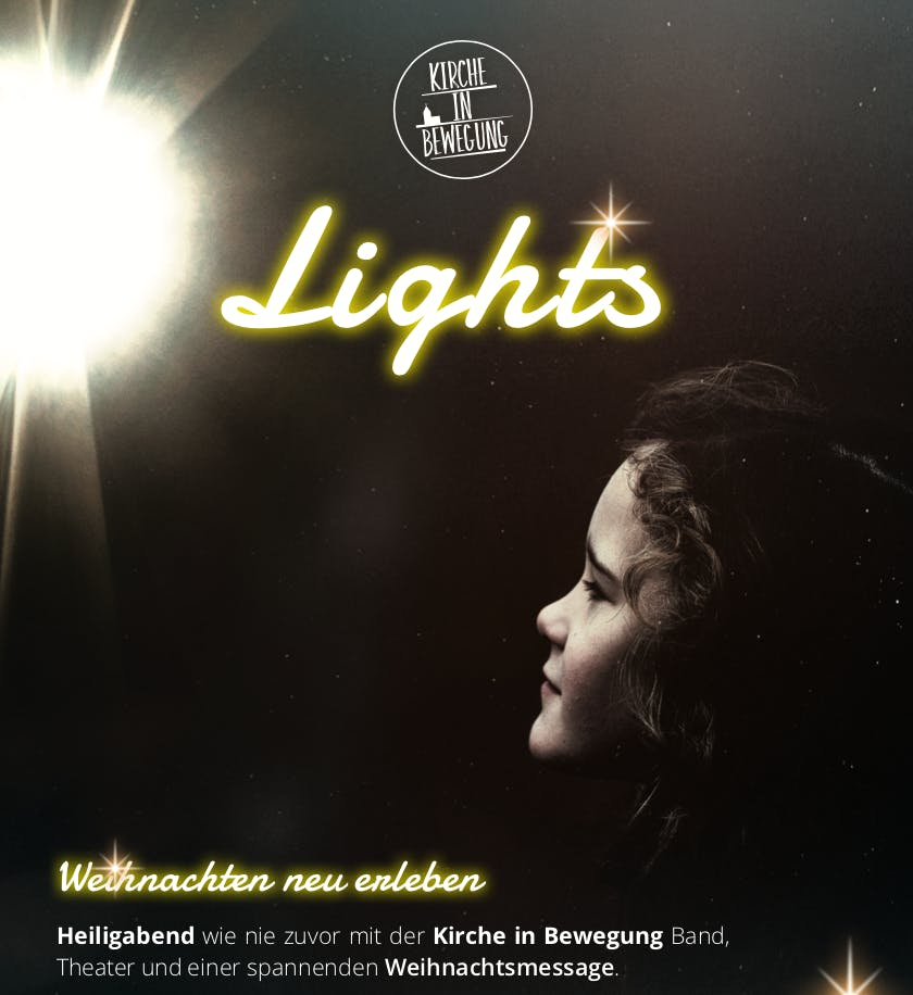 Lights Weihnachten Neu Erleben Bei Kirche In Bewegung At Uci
