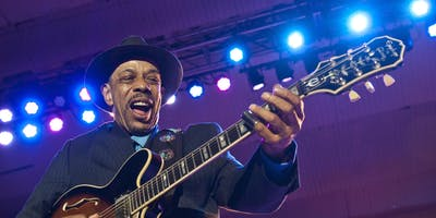 2X Grammy Nominee & Chicago Blues Legend JOHN PRIMER & THE REAL DEAL